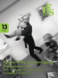 Rasmus Willig: de umyndiggjorte - Gyldendal