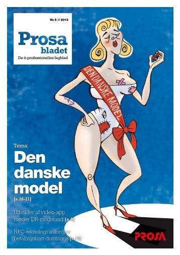 Den danske model - Prosa