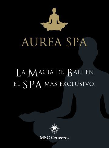 MSC Aurea Spa - Mscnetwork.com