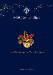MSC Magnifica Pressemappe Taufe 06 03 2010.pdf - Mscnetwork.com
