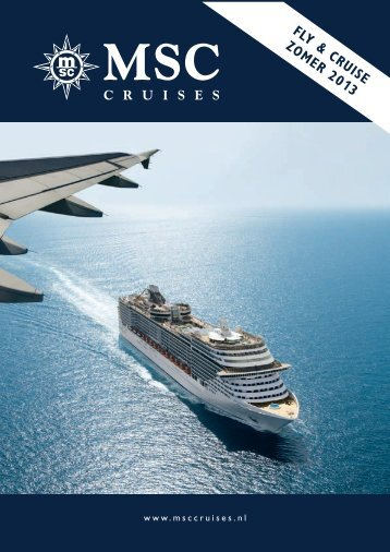Fly & Cruise Zomer 2013.pdf - Mscnetwork.com