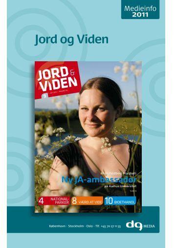 Jord og Viden - DG Media