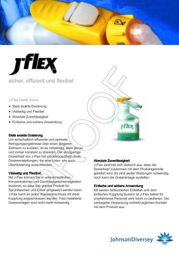 sicher, effizient und flexibel - Diversey