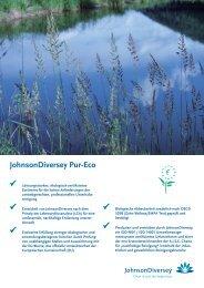 JohnsonDiversey Pur-Eco