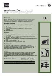 F4i Jontec Forward J-Flex - Diversey