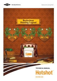 Technical Manual - The Dow Chemical Company
