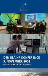 Programmet for dagen - Europas Maritime Udviklingscenter