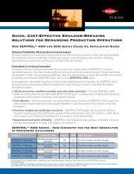 Quick, Cost-Effective Emulsion-Breaking Solutions for Demanding ...