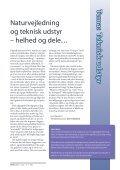 Naturvejledning og teknisk udstyr - Naturvejlederforeningen i Danmark - Page 3