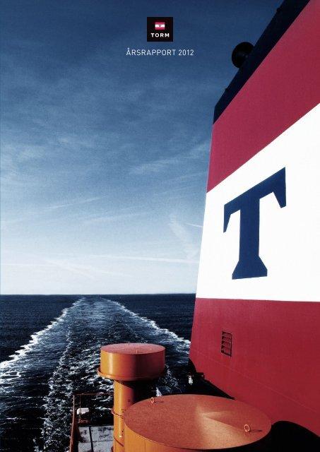 ÅRSRAPPORT 2012 - Torm