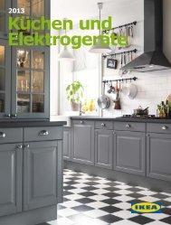 Küchen und Elektrogeräte
