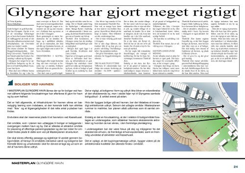 MASTERPLAN GLYNGØRE HAVN.indd - Glyngøre By