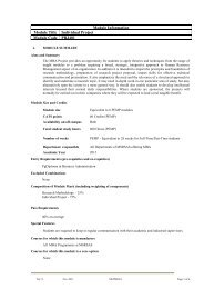 PRJ481 - MS Ramaiah School of Advanced Studies