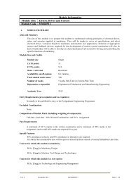 Module Information Module Title Electric Drives and Control Module ...