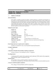 EMP2503 - MS Ramaiah School of Advanced Studies