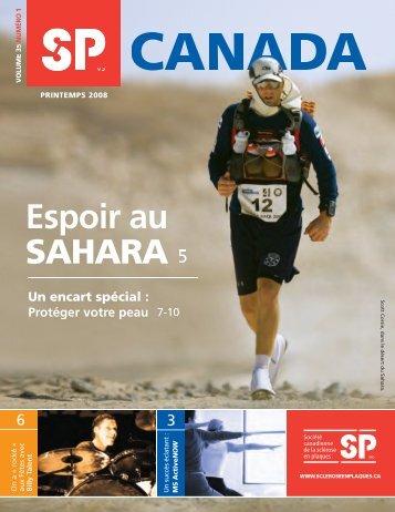 canada - Société canadienne de la sclérose en plaques