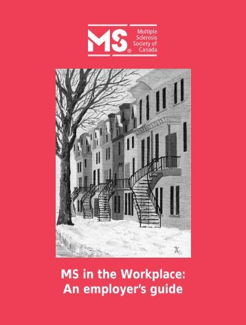MS in the Workplace: An employer's guide - Multiple Sclerosis ...