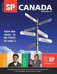 la sP, l'iVCC et vous 3 - Société canadienne de la sclérose en plaques