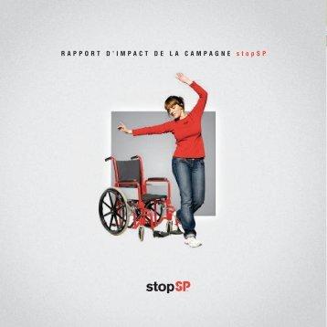 RAPPORT DLIMPACT DE LA CAMPAGNE stopSP - Société ...