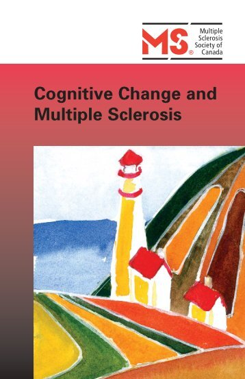 Cognitive E2 (singles):Layout 1 - Multiple Sclerosis Society of Canada