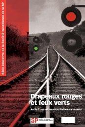 Drapeaux rouges et feux verts - Société canadienne de la sclérose ...