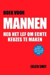 Boek voor MANNEN - ANP Pers Support