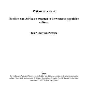 Wit over zwart - Rene van Maarsseveen