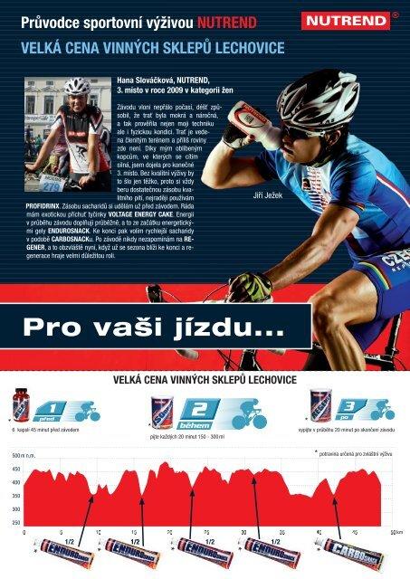 Průvodce sportovní výživou NUTREND VELKÁ cENA VINNÝcH ...