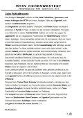 Ausgabe 122 - MTSV I - mtsv- Fussball in Hohenwestedt - Seite 3