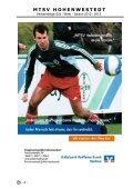 Ausgabe 122 - MTSV I - mtsv- Fussball in Hohenwestedt - Seite 4
