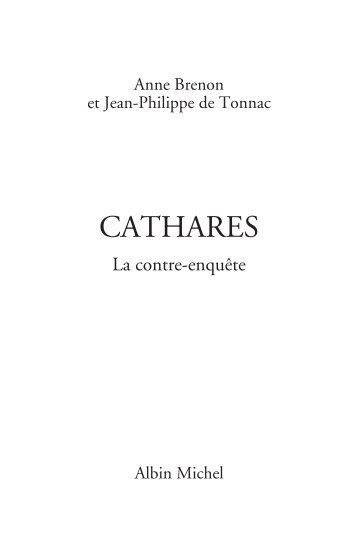 CATHARES - Fnac