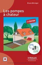 Les pompes à chaleur - 3e édition - Fnac