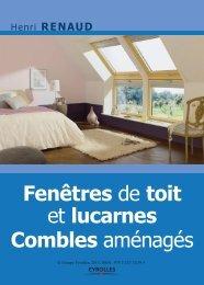 Fenêtres de toit et lucarnes • Combles aménagés - Fnac