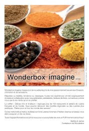 Wonderbox imagine - Fnac