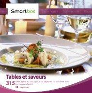 Tables et saveurs - Fnac