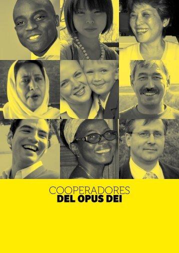 Folleto de Cooperadores - Opus Dei