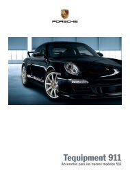 Tequipment 911 - Porsche
