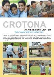 crotona achievement center - Opus Dei