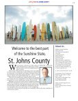Explore St. Johns County - The St. Augustine Record - Page 3
