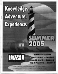 2005 - Digitized Resources Murphy Library University of Wisconsin ...