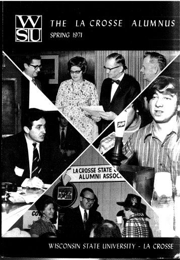 Spring 1971 - Digitized Resources Murphy Library University of ...