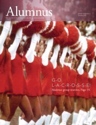 go lacrosse! - Digitized Resources Murphy Library University of ...
