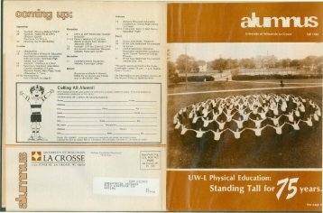 Fall 1988 - Digitized Resources Murphy Library University of ...