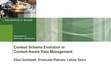 Diapositiva 1 - ER 2011