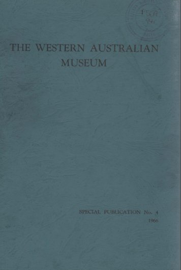 list of northern territory birds - Western Australian Museum