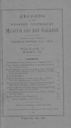 VOL.1 PART 2 1912 P509.941 - Western Australian Museum