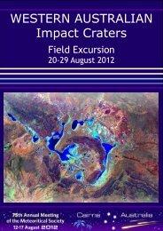 20-29 August 2012 - Western Australian Museum