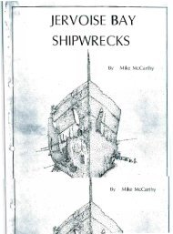 No. 015 Jervoise Bay Shipwrecks. By By M. McCarthy, 1979.