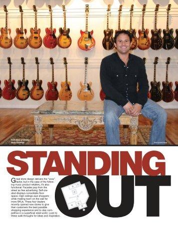 2006 Music Inc. Store Design Annual - Music Inc. Magazine