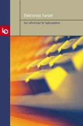 Elektronisk handel - LO